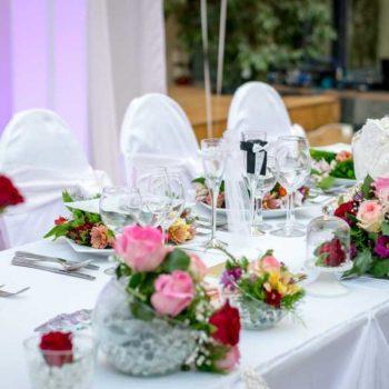 photo table de mariage