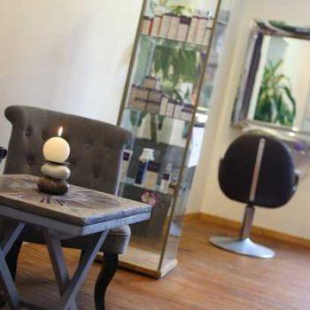photo salon de massage et coiffure