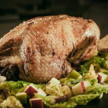photo poulet cuisiné